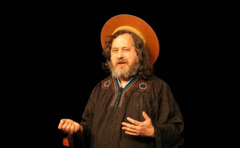 Richard Stallman – Saint IGNUcius, Church of Emacs